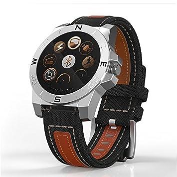 Lemumu Smartwatch tiempo mostrar contadores de calorías ...