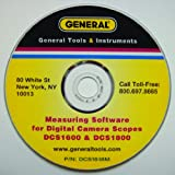 General Tools DCS1618M Click Measure Software and Measuring Tip for DCS1800 and DCS1600