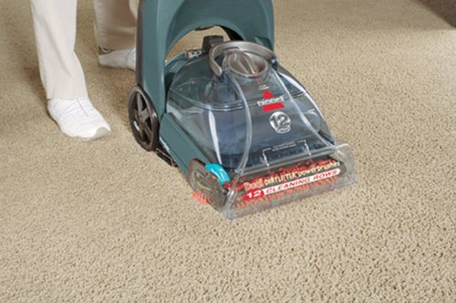 BISSELL ProHeat 2X Salubrious Home Full Sized Carpet Cleaner, 66Q4