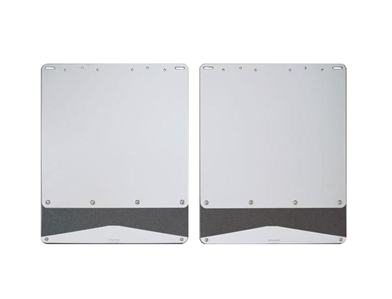 Putco 79451 Stainless Steel Mud Flaps