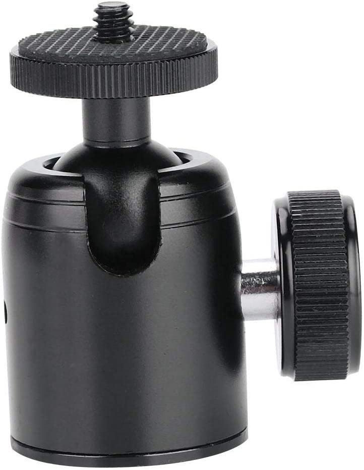 Q35 Aluminum Alloy Ball Joint Adapter for Flash Lamp Holder for Camera Tripod