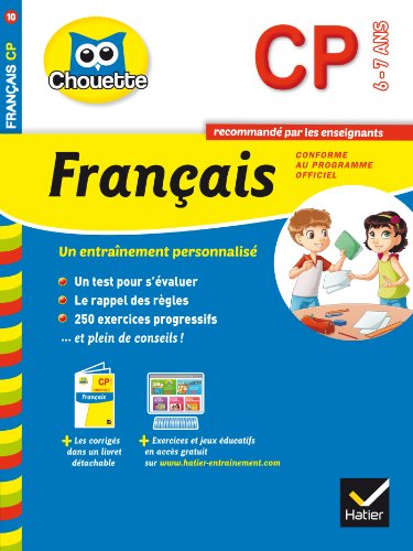 Collection Chouette: Francais Cp (6-7 Ans) (French Edition)