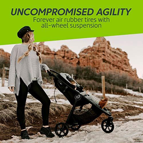 51bTPcAr41L - Baby Jogger City Mini GT2 Travel System, Slate