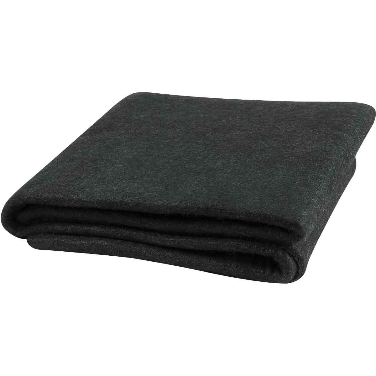 Steiner 316-4X6 Velvet Shield 16 oz Black Carbonized Fiber Welding Blanket, 4' x 6' by Steiner