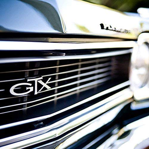 Gtx Plymouth Pictures (Classic American Hot Rod GTX Muscle Car Photography Plymouth GTX Photo or Canvas)