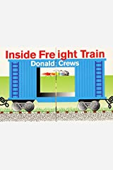 Inside Freight Train Board book