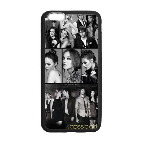 Zyhome iPhone6 Plus Stylish TV Show Gossip Girl Poster Case Cover for iPhone6 Plus 5.5 (Laser Technology)
