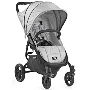 Amazon.com : Valco Baby Snap(3) Single Stroller (Ebon