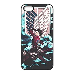 Attack On Titan For iPhone 5, 5S Csae protection Case DH556621