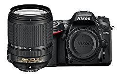 Nikon D7200 Dx-format Dslr W 18-140mm Vr Lens (Black)