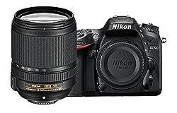 Nikon D7200 Dx-format Dslr W 18-140mm Vr Lens (Black)