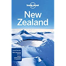 Lonely Planet New Zealand 18th Ed.: 18th Edition