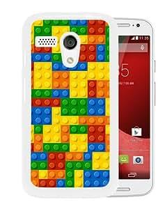 Hot Sale Motorola Moto G Case ,legos White Motorola Moto G Cover Case Unique Popular Designed Phone Case