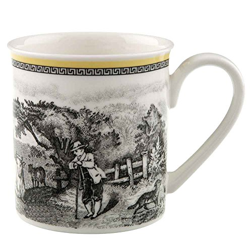 Audun Ferme Mug Set of 6 by Villeroy & Boch - 10 Ounce ()