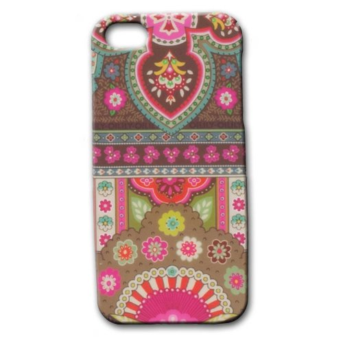 Oilily Winter Ovation iPhone 5 Case Coffee