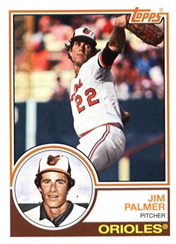 Jim Palmer Baseball - 2015 Topps Archives Baseball Card #284 Jim Palmer MINT