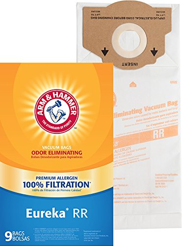 Arm & Hammer (ARMCW) A&H Eureka Style RR Premium Paper 9 Pk Bag by Arm & Hammer (ARMCW)