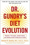 """Dr. Gundry has crafted a wise program with a powerful track record."" –Mehmet Oz, M.D.Does losing weight and staying healthy feel like a battle? Well, it's really a war. Your enemies are your own genes, backed by millions of years of evolution, and t..."