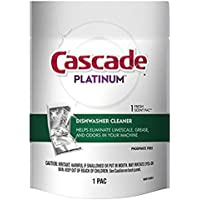 Cascade Dishwasher Cleaner Fresh Scent 1 Count