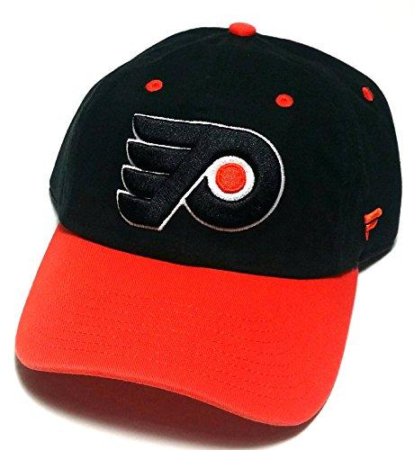 Philadelphia Flyers New Clean Up Dad NHL Fanatics Era Black Hat Cap