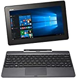 Asus T100TAF-W10-DK076T 25,65 cm (10,1 Zoll) Convertible Notebook (Intel Atom Z3735F, 2GB RAM, 32GB HDD, Intel HD, Touchscreen, Windows 10 Home) grau