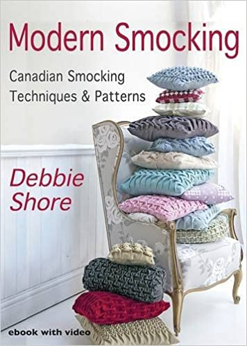 Modern Smocking Part 1 Canadian Smocking Techniques And Patterns