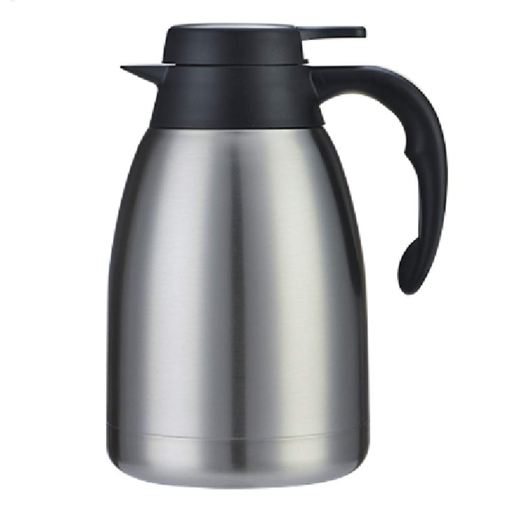Vacuum Insulation Pot, Coffee Pot, Kettle, Household Insulation, Commercial Thermos Warm Kettle Bottle Hot Water Bottle Household Hot Kettle Stainless Vacuum Insulationlarge Capacity,10.625.11In