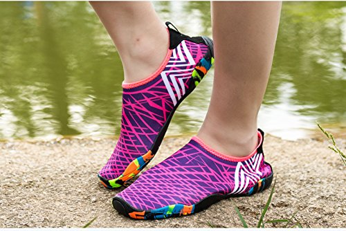 AVADAR Water Shoes, Men Women Barefoot Quick Dry Aqua Shoes.