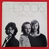 DOORS Other Voices LP Vinyl VG+ Cover VG GF Elektra 1971 EKS 75017