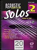 Acoustic Pop Guitar Solos 2: Noten & TAB - medium/advanced