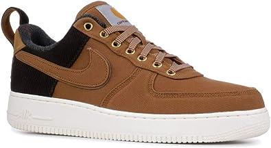 Nike Men's Air Force 1 07 Premium Low X Carhartt WIP (Ale Brown | Sail)