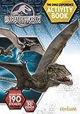 Jurassic World: Dino Experience Activity Book