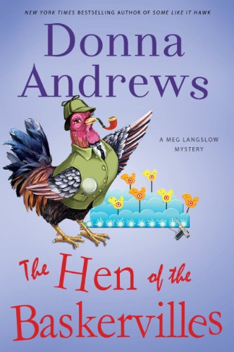 The Hen of the Baskervilles (Meg Langslow Mysteries: Thorndike Press Large Print Mystery)