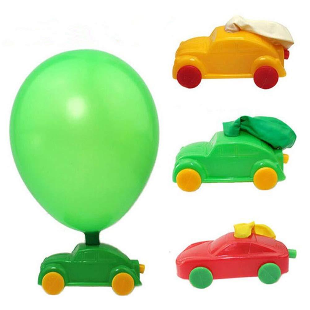 Deanyi 5 PCS Classique Ballon Racers Creative Car Ballon Enfants Jouets /éducatifs Birthday Party Favors Fournitures Jouets de B/éb/é