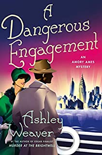 Book Cover: A Dangerous Engagement