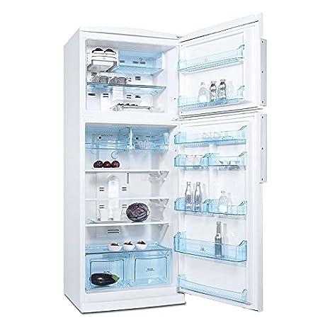 Electrolux END 44500 W nevera y congelador Independiente Blanco ...
