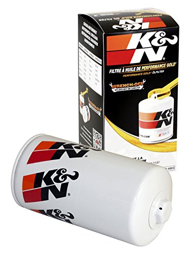 HP-4003 K&N Performance Oil Filter; AUTOMOTIVE (Automotive Oil Filters):