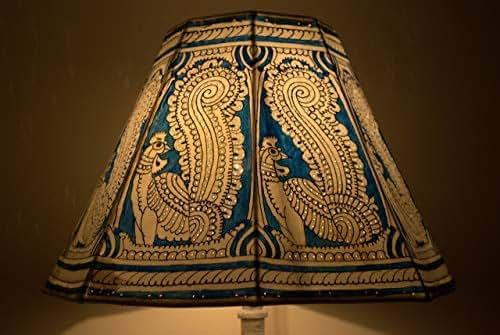 Amazon Com Monsoon Inspired Floor Lamp Hand Painted