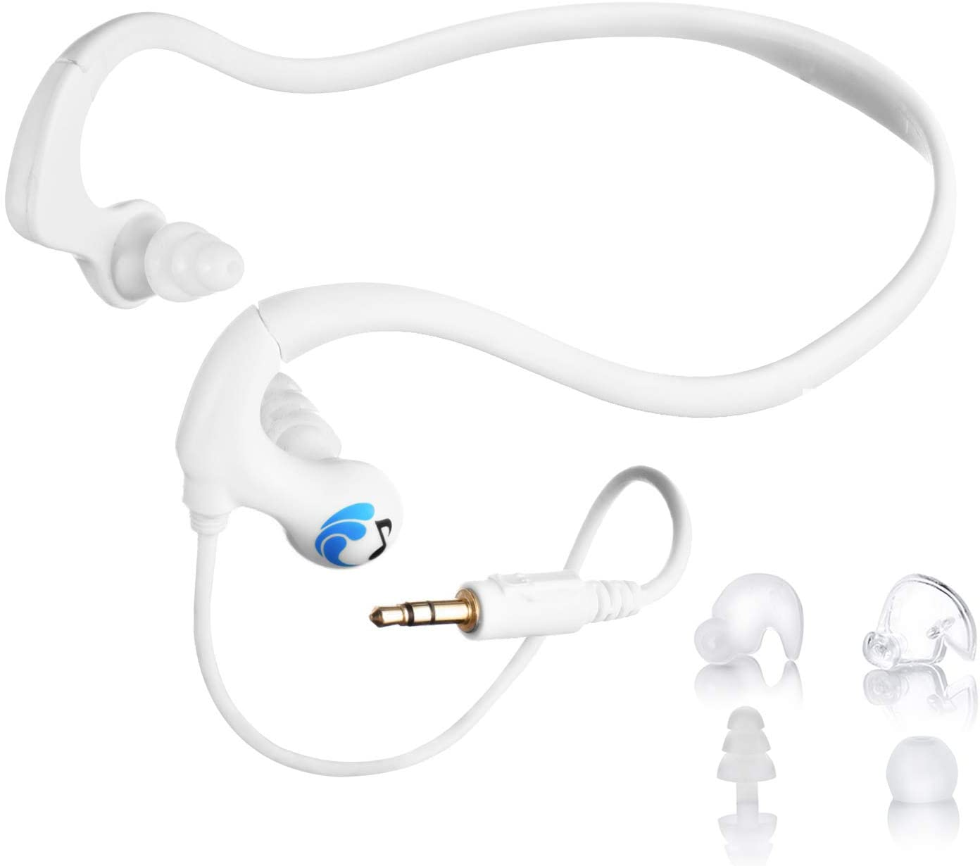 SwimBuds Hydroactive Premium Swimming Headphones