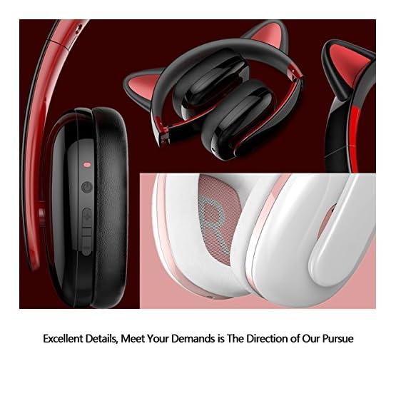 Cat Headphones   Censi Bluetooth   Kawaii Headphones 3