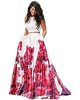 Modential Women's Cotton Silk Lehenga Choli (L-9_Multi-Coloured)
