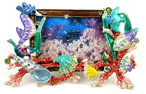 Sealife Picture Frame, 3x2