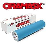 Arts & Crafts : Oracal ORAMASK 813 Stencil Film 12 Inch x 6 Foot Roll