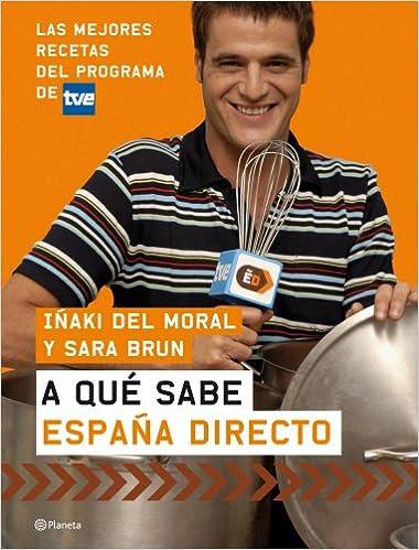 A qué sabe España Directo ((Fuera de colección)): Amazon.es: del ...