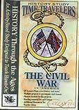 History Study Tme Travelers the Civil War in America Cd-rom