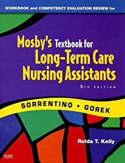 Mosbys textbook for long term care nursing assistants 6e workbook and competency review for mosbys textbook for long term care nursing assistants fandeluxe Images