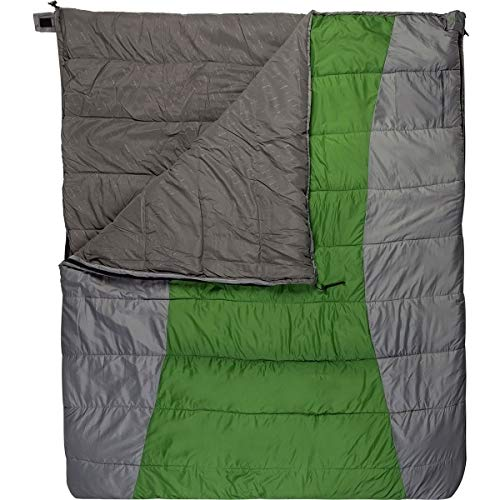 ALPS Mountaineering Twin Peak +20 Double Sleeping Bag
