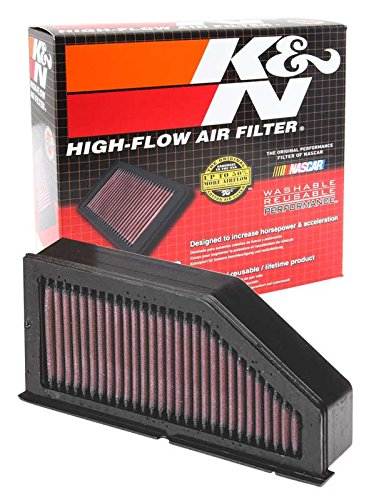 BM-1299 K&N Replacement Air Filter fits BMW K1200LT 98-08 (Powersports Air Filters):
