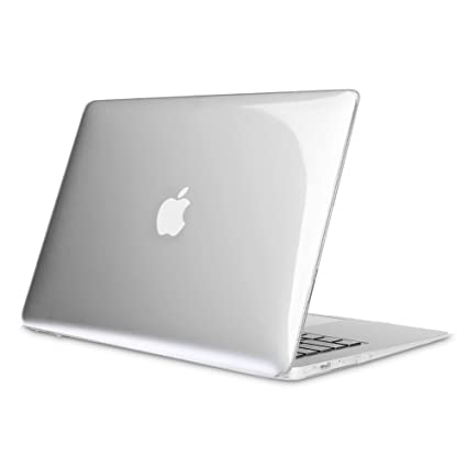 super popular d8c78 6e079 Fintie MacBook Air 13 Inch Case - Fits Previous Generations A1466 / A1369  (Will Not Fit 2018 MacBook Air 13 with Touch ID A1932), Slim Snap On Hard  ...