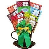 Art of Appreciation Gift Baskets A Cup of Cheer Organic All Natural Tea